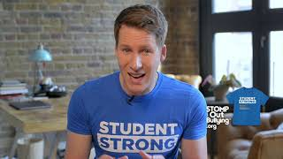Dustin Lance Black Supports WORLD DAY OF BULLYING PREVENTION™ 2018