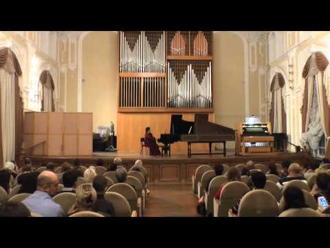 Слушать онлайн Испанская и португальская клавесинная музыка XVIII века - А.Солер - Соната до диез минор
