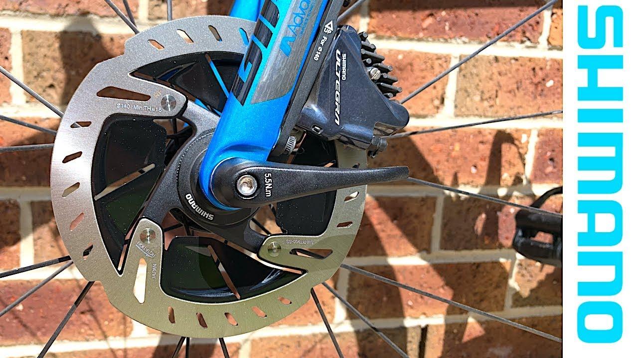 Shimano Dura-Ace SM-RT900 Disc Rotor Centrelock