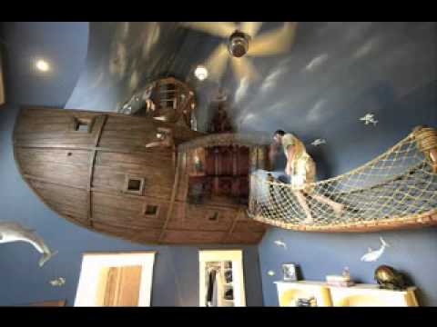 Medieval bedroom decorating ideas - YouTube