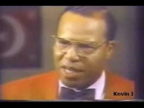 Mike Wallace interviews Honorable Minister Louis Farrakhan