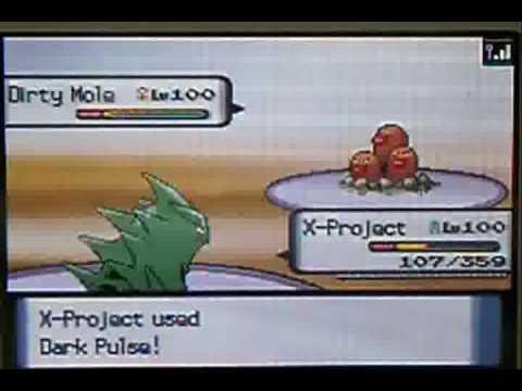Pokemon D/P Wifi Battle (#23) SK V RavenboyRH