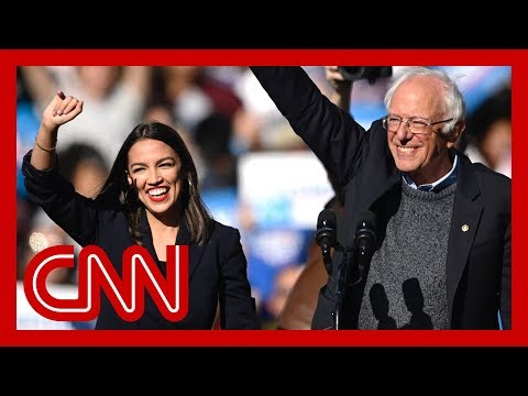 Bernie Sanders picks up endorsement from Ocasio-Cortez