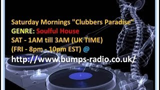 Soulful, Funky House Mix 8th December 2013
