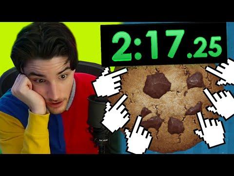 I speedrun Cookie