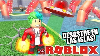 Roblox Island Disaster Roblox Karim Games Play