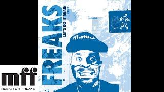 Freaks - The Man Who Lived Underground (Ricardo Villalobos Mix) [OFFICIAL]