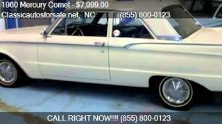 1960 Mercury Comet  for sale in Nationwide, NC 27603 at Clas #VNclassics