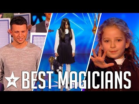 BEST ILLUSIONS on Got Talent Global WORLDWIDE