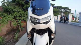 Review Yamaha Nmax 2020