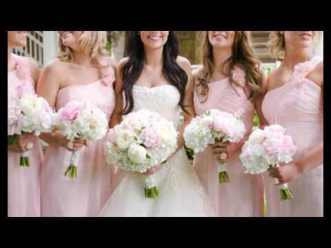 pink-and-white-bouquets