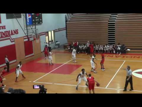 20161216 Crest v Eastbay Full Game  (Jordan White #3 Red)
