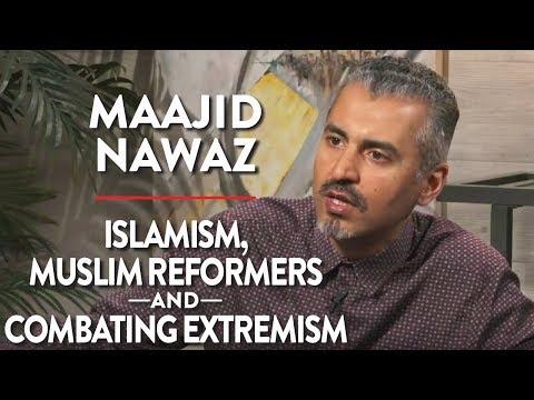 Maajid Nawaz LIVE: Muslim Reformers, Islamism, and Combating Extremism