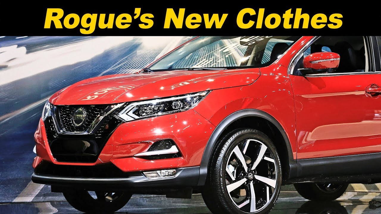 2020 Nissan Rogue Sport First Look - YouTube