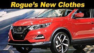 2020 Nissan Rogue Sport First Look