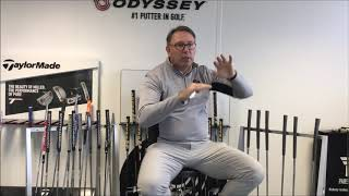 Titleist TPI fittings