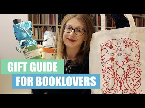Gifts For Book Lovers | Christmas Gift Guide