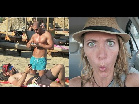MYKONOS & RHODES | HUNTING GREEK MEN! Husband hunt #7