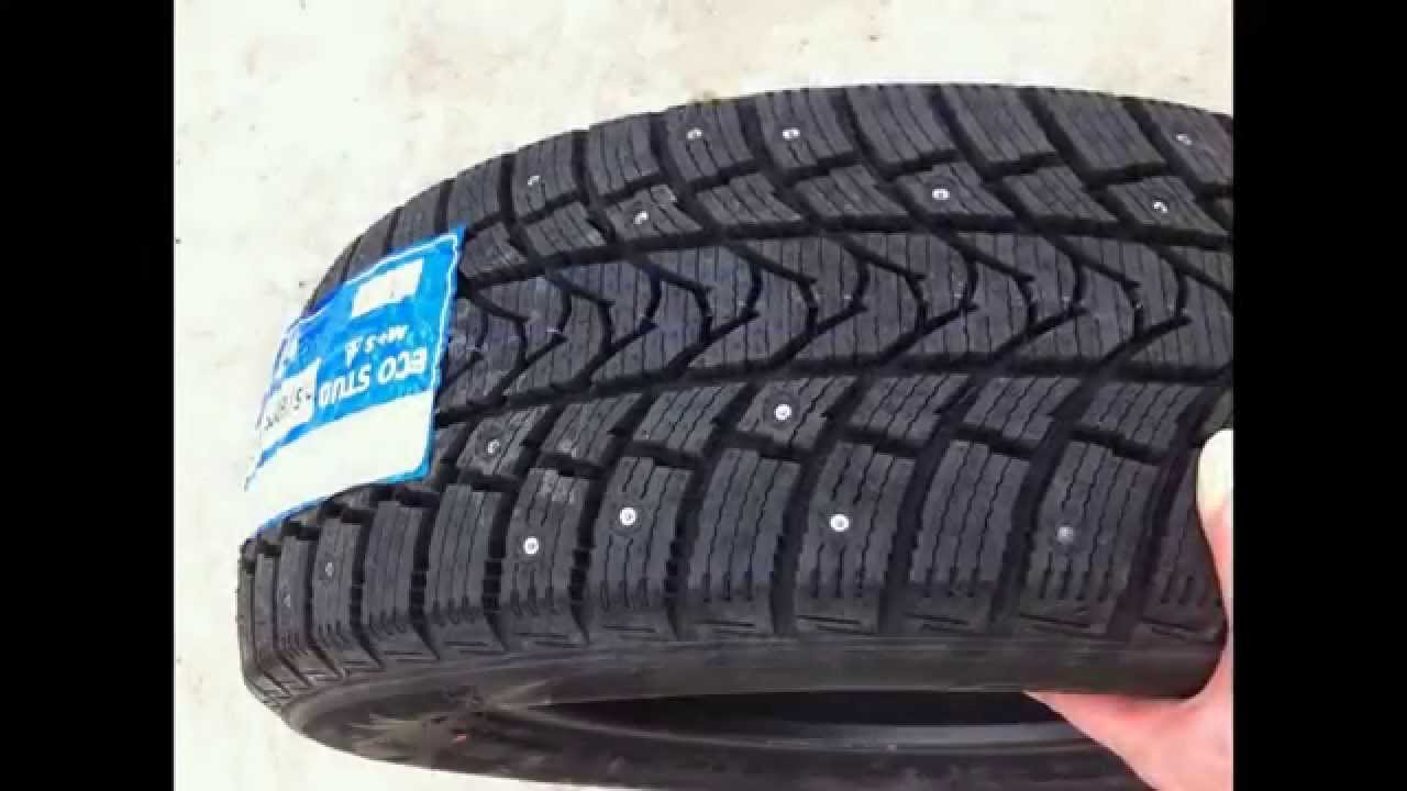 Шины зимние Hankook i*Pike RW11 235/60 R16 - YouTube