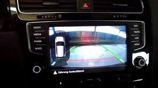 2012 VW GOLF 7 1.4 TSI BlueMotion Highline ParkPilot & Rückfahrkamera [10/13]