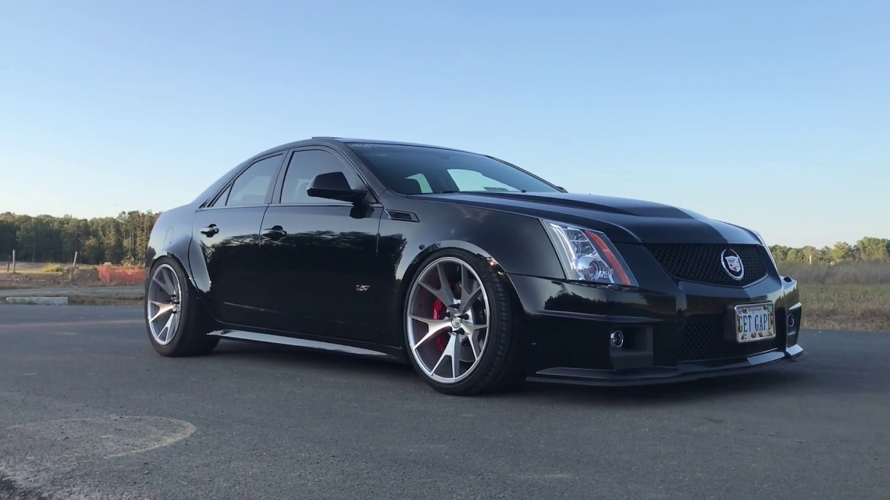 40 40mph   Cadillac CTS V Forum