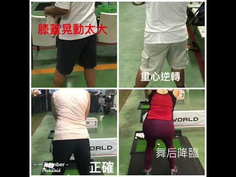 高球揮杆動作中的臀部旋轉到底該怎麼做呢?