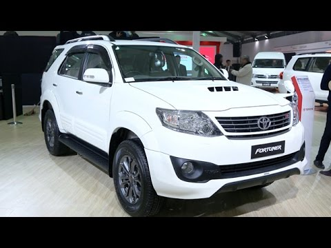 Toyota Fortuner 4x2 With 2.5L Diesel Engine (Of Innova ...