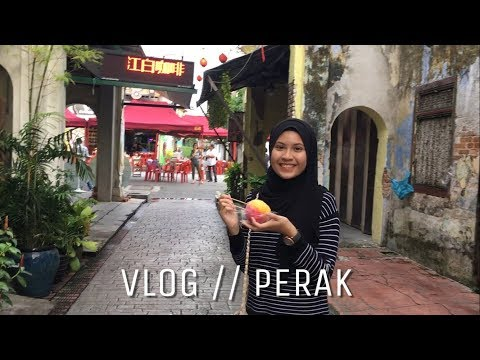 Perak - Travel Video