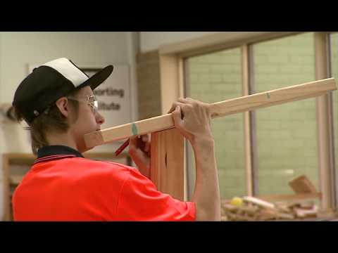 VETiS - Certificate II in Building and Construction (Carpentry) Preapprenticeship