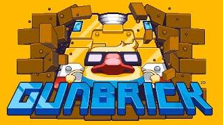 Nitrome: Gunbrick - Coming to Mobile!