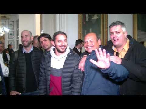 Día del Periodista en Casa de Gobierno: la palabra de Bahl y Kueider