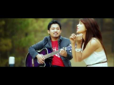 Muskaan | Hemant Rana | Official Music Video | Nepali Song | Feat. Puza Sharma