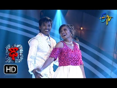Raju Performance | Dhee 10 |  25th April 2018 | ETV Telugu