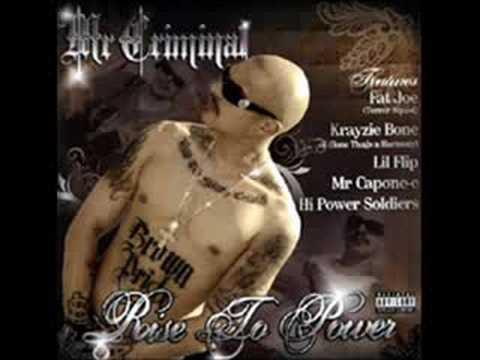 Mr. Criminal - Drop It N Rock It