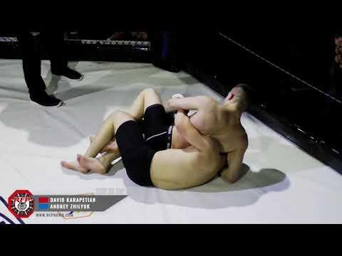 66 kg, Andriy Zhilyuk vs David Karapetian / RFP - Step To Top 2