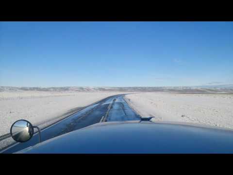 Ruta 40 Argentina en 4k Patagonia.