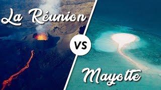 La Re?union VS  Mayotte - Les vacances de Marco