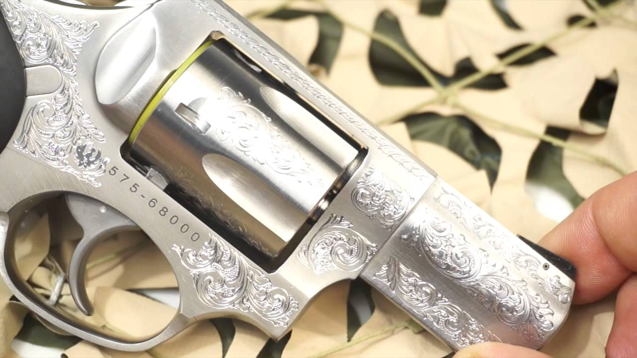 Ruger Sp101 Talo Deluxe Engraved 357 2 Stainless