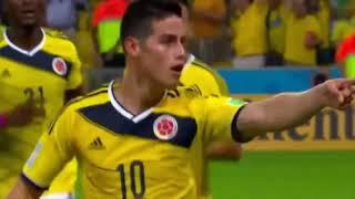 Todos los goles de JAMES RODRIGUEZ con la selección colombiana