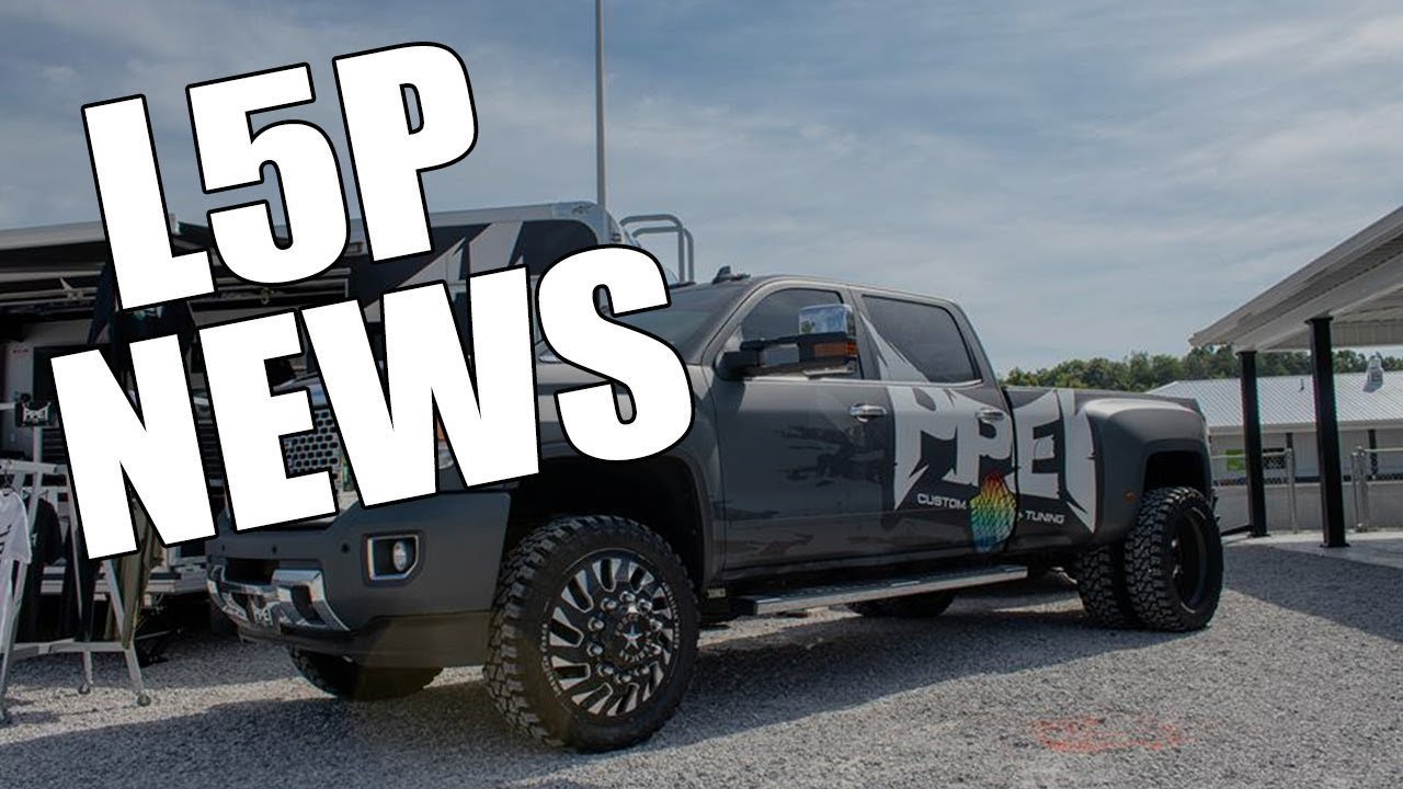 HUGE L5P News & PPEI