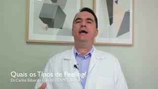 Quais os Tipos de Peeling?