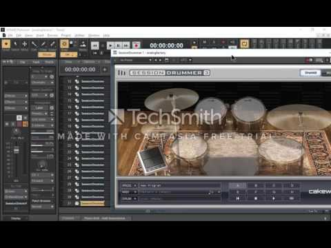 sonar platinum vst instalation