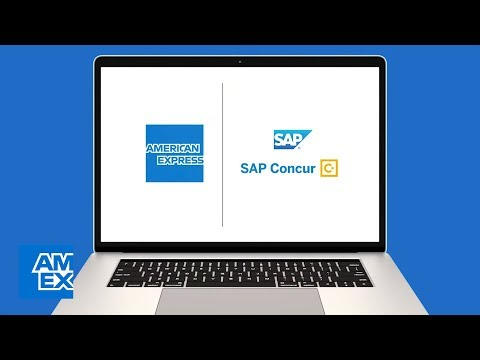 American Express B2B Payments App For Concur® Invoice Demo Video | American Express