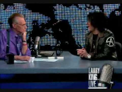 Larry King Live - Criss Angel - DEC/29