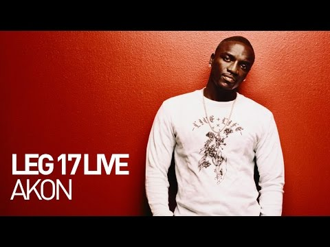 Live conversation with Akon and Bertrand Piccard