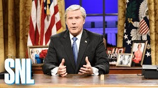 Download George W. Bush Returns Cold Open - SNL Mp3 and Videos
