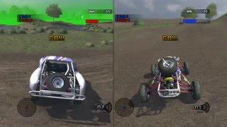 MX vs. ATV Untamed (Funny Moments) - SNAKE TAG