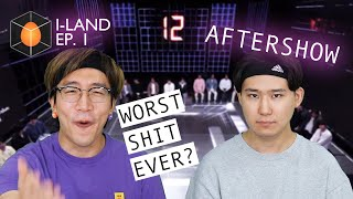 Gambar cover I-LAND : Worth watching? (Don't sue us Bighit!)  [Aftershow Review]