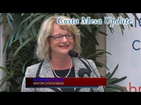 Mayor Katrina Foley - Costa Mesa Update