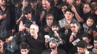 Hussain Hussain Ya Mazloom - Reza Akhtari - Ashoora - Bibi Ka Alawa
